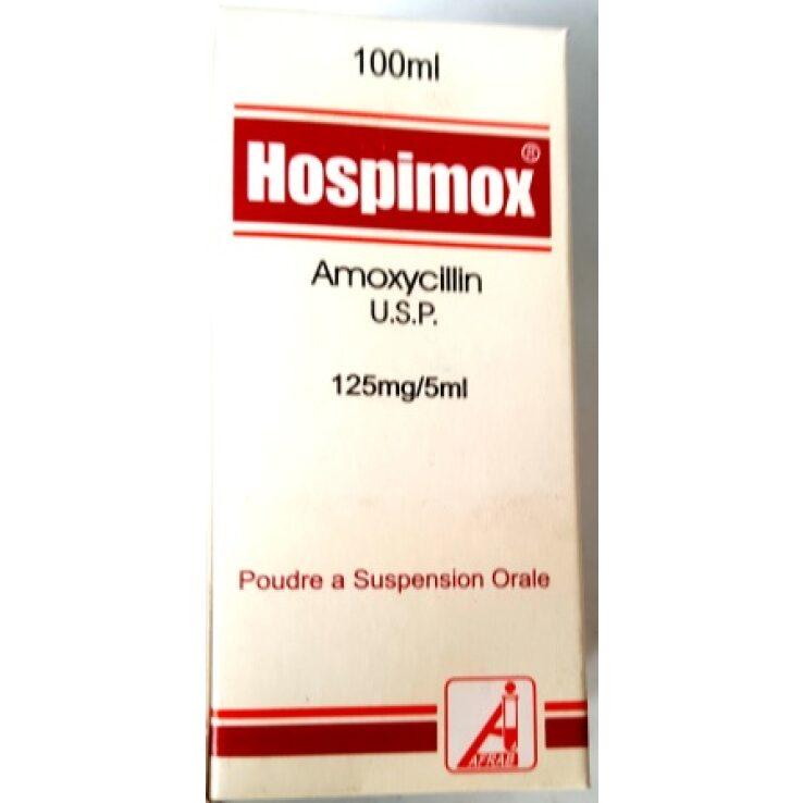 HOSPIMOX SYRUP