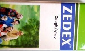 ZEDEX COUGH SYRUP