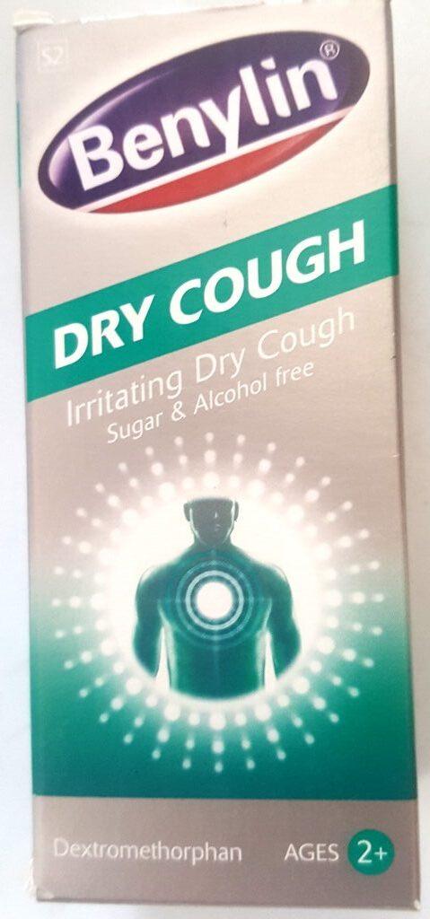 benylin dry cough