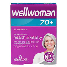WELL WOMAN 70+