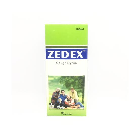 ZEDEX COUGH SYRUP