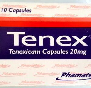 TENEX CAPUSLES