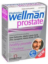 WELLMAN PROSTATE