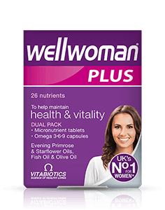 WELL WOMAN PLUS 3-6-9