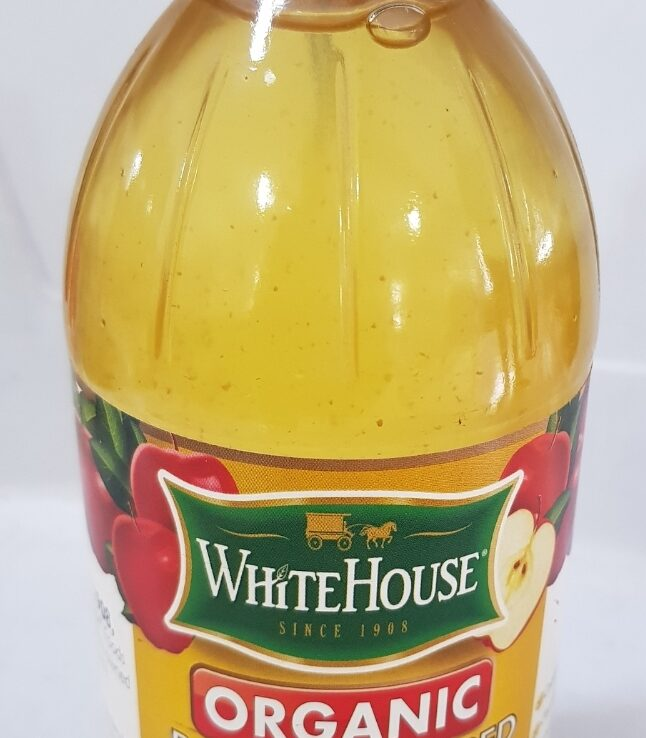 WHITE HOUSE APPLE CIDER 475ML