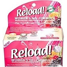 RELOAD FORMULA 50+ FOR WOMEN X30
