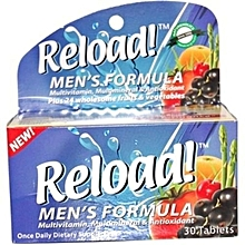 RELOAD MEN'S FORMULA X30