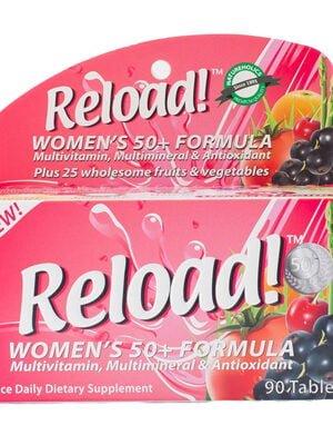 RELOAD WOMEN50+ FORMULA X90