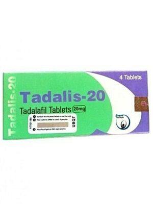 TADALIS 20
