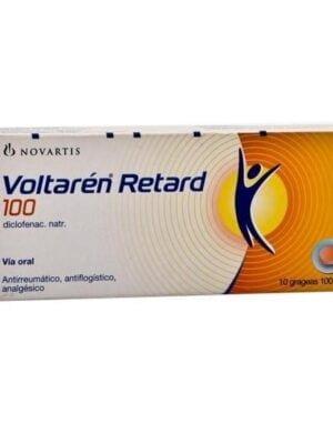 VOLTAREN RETARD 100MG