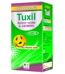 CHILDREN'S TUXIL (RUNNY NOSE &CATARRH)