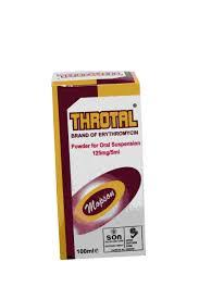 THROTAL  SUSPENSION