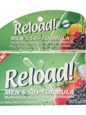 RELOAD MEN FORMULA 50+ X90
