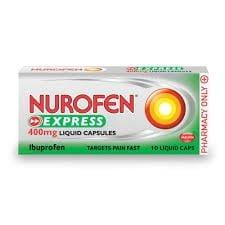 NUROFEN EXPRESS 400MG