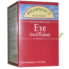 PHARMACY WELLNESS EYE ANTIOXIDANT FORMULA