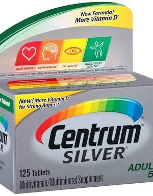 CENTRUM SILVER ADULT 50+