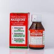 MAXIQUINE FOR CHILDREN