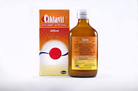 CIKLAVIT NUTRITIONAL SUPPLEMENT