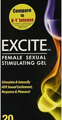 EXICTE FEMALE SEXUAL STIMULATING GEL