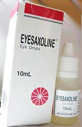 EYESAXOLINE