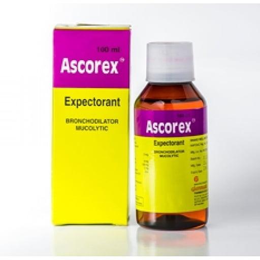 ASCOREX SYRUP