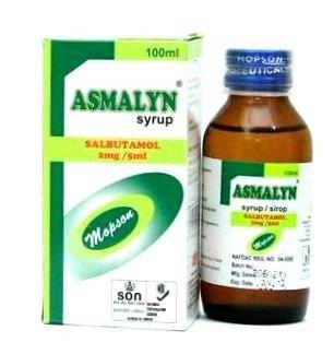 ASMALYN SYRUP