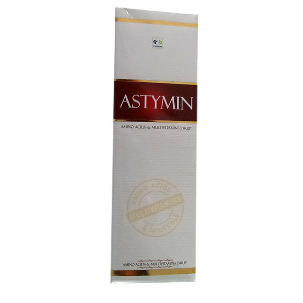 ASTYMIN SYRUP