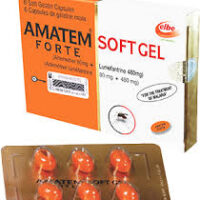 AMATEM SOFTGEL FORTE