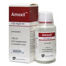 AMOXIL SUSPENSION
