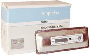 AMPICLOX CAPSULES