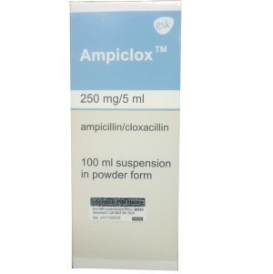 AMPICLOX SUSPENSION