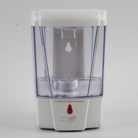 Automatic Sanitizer and Soap Dispenser (700ml)