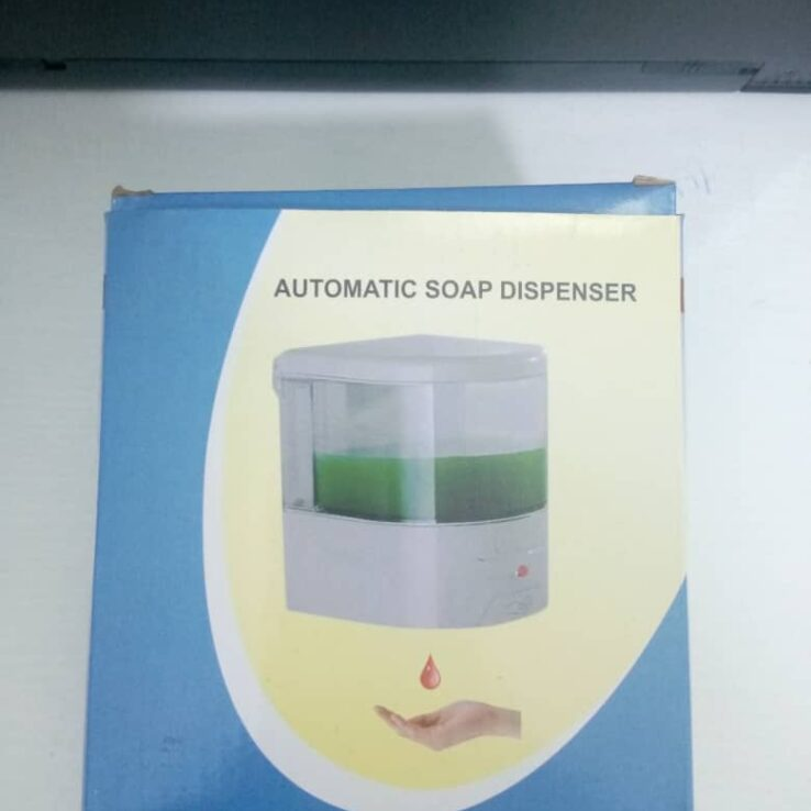 Automatic Soap/Sanitizer Dispenser (600ml)