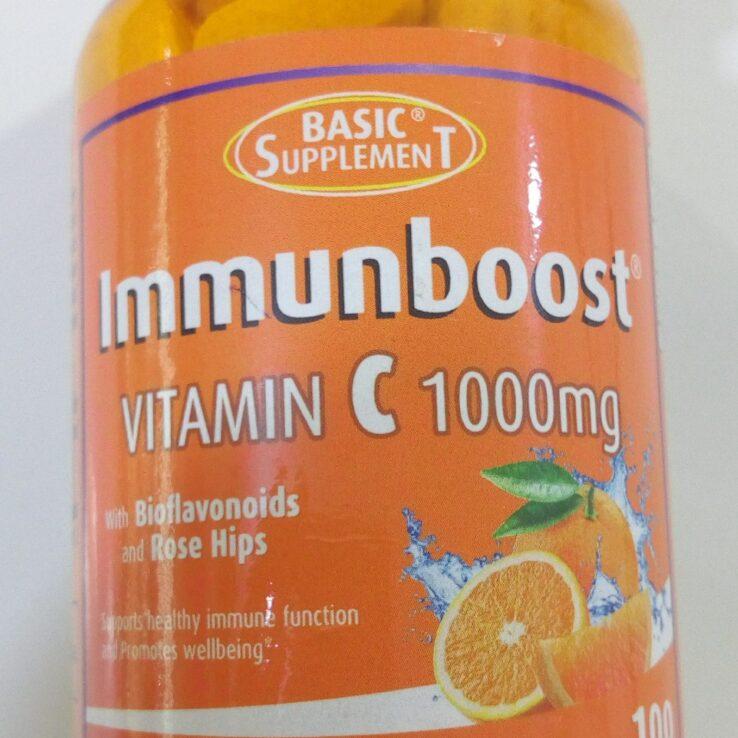 Immunboost Vitamin C 1000mg