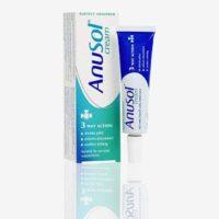 Anusol Cream zinc oxide 10,7G