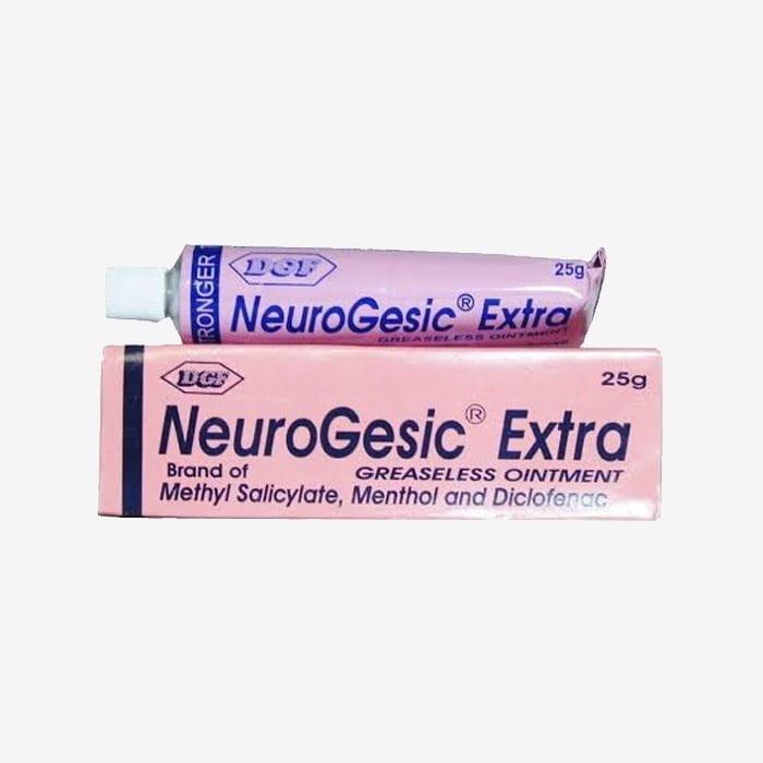 Neurogesic extra 35g