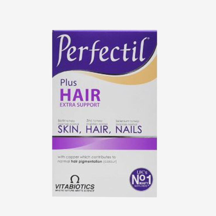Perfect Plus Hair extra support