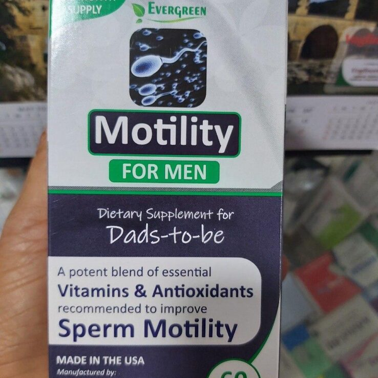 EVERGREEN MOTILITY FOR MEN
