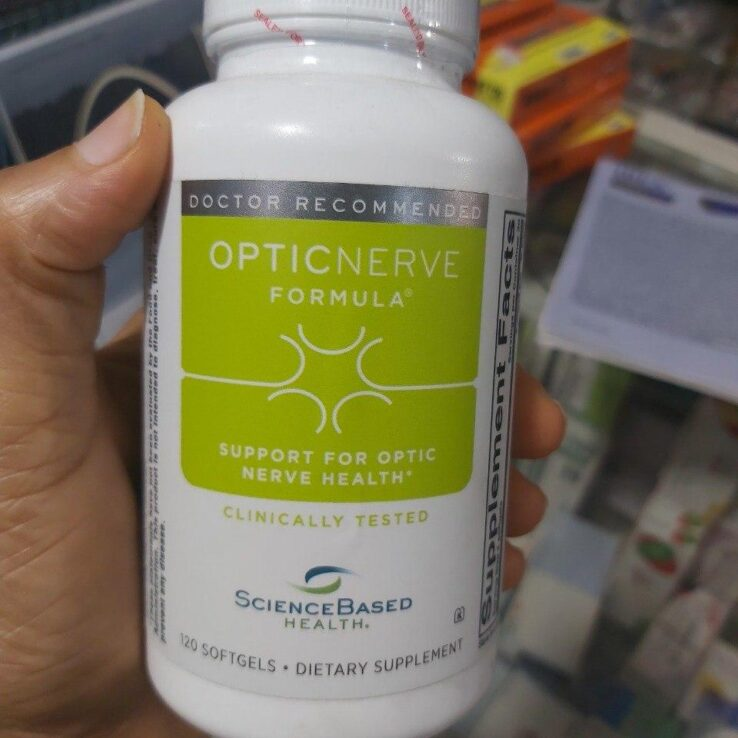 OPTIC NERVE FORMULA CAPSULES
