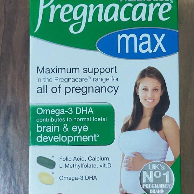 PREGNACARE MAX
