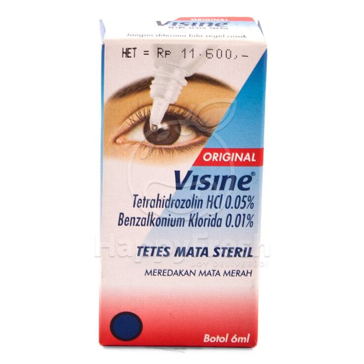 Visine Original x6ml