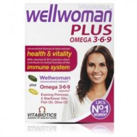 Wellwoman plus Omega 3-6-9