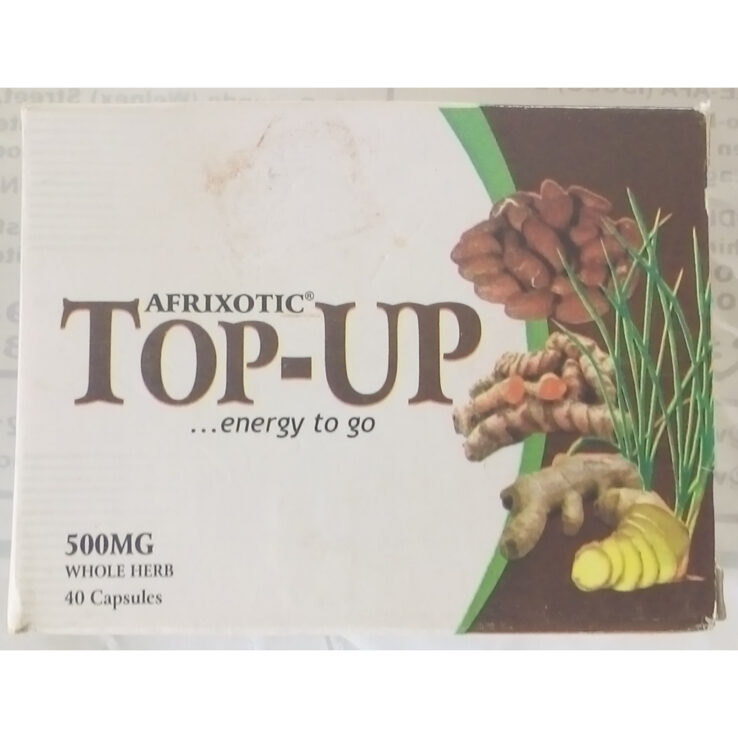 Afrixotic TOP-UP Capsule