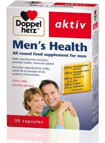 Doppel herz aktiv Men's Health