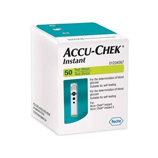 ACCU-CHEK Instant Strip*50