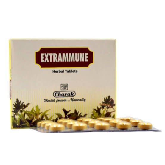 EXTRAMMUNE Herbal Tablets