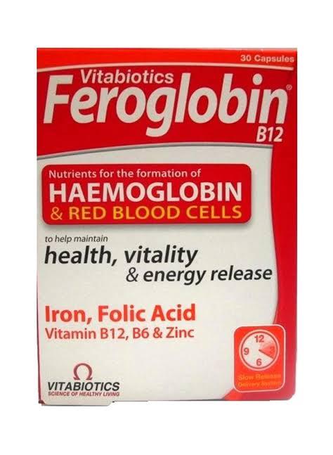 Feroglobin Capsules