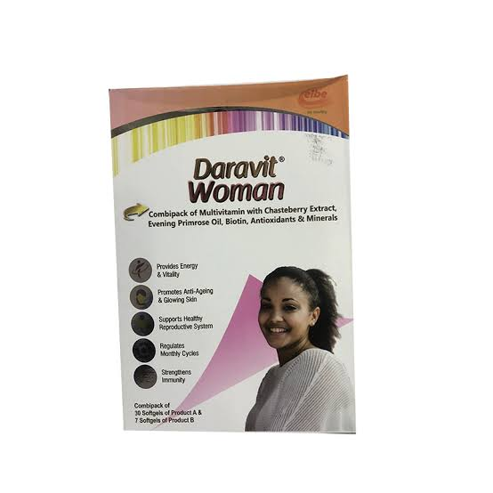 Daravit Woman softgel