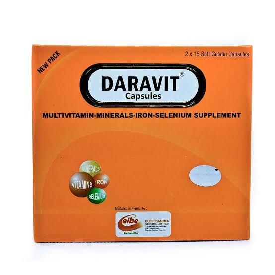 DARAVIT Capsules