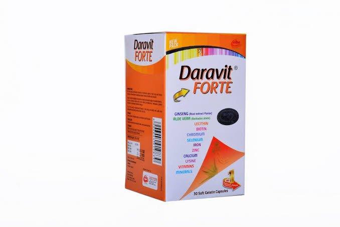 DARAVIT FORTE Capsule*30